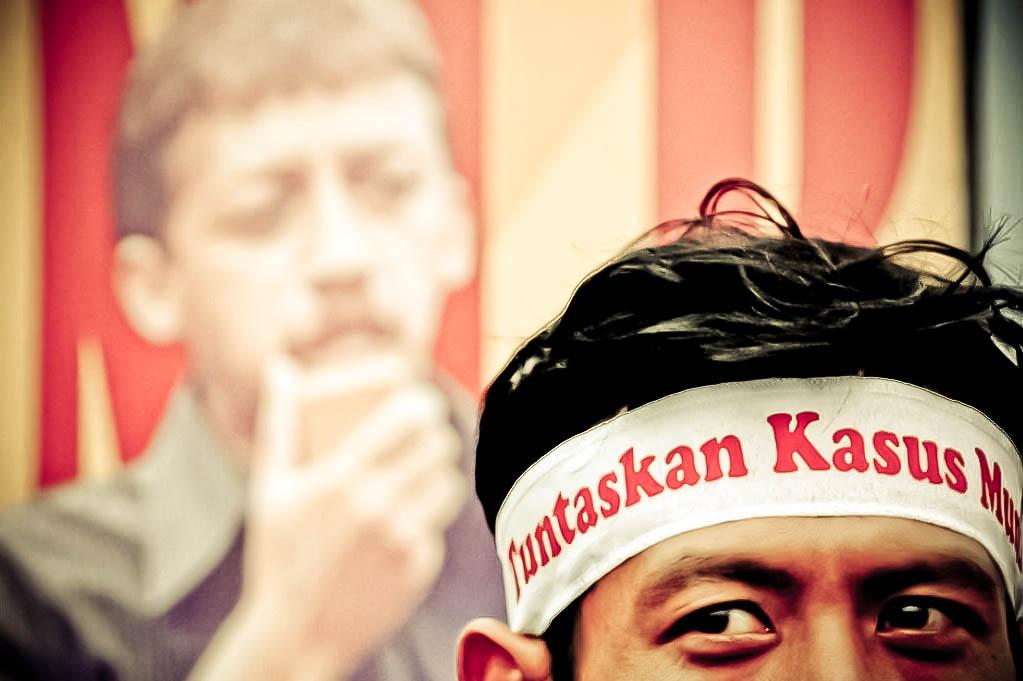 Aktivis yang Khusnul Khotimah