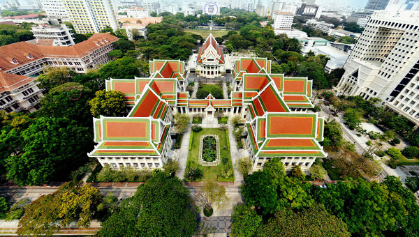 Saat Chulalongkorn Univ. masuk di 150 kampus terbaik dunia