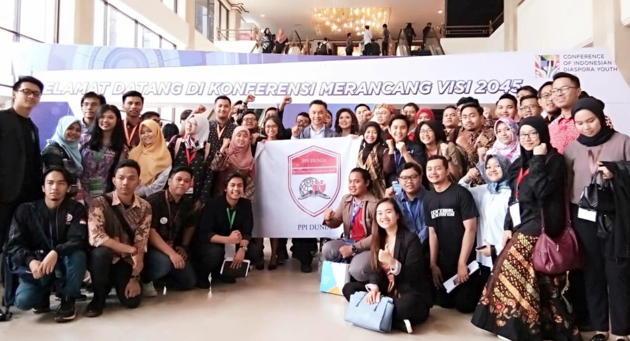 Produk-produk pikiran PPI Dunia 2018/2019